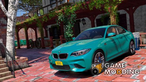 BMW M2 for GTA 5