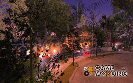 New Grove Street 5.0 для GTA San Andreas