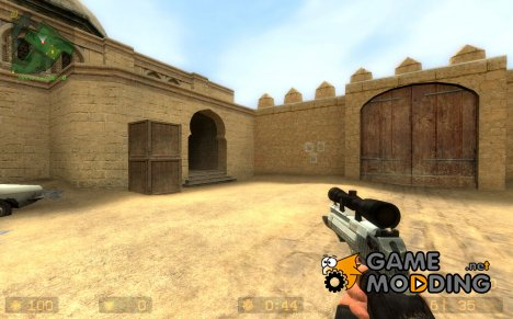 Universal Deagle for Counter-Strike Source