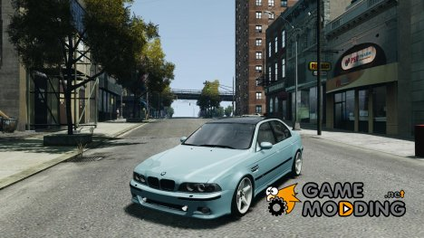 BMW M5 E39 AC Schnitzer Type II v1.0 для GTA 4