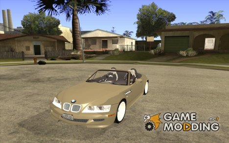 BMW z3 Roadster for GTA San Andreas