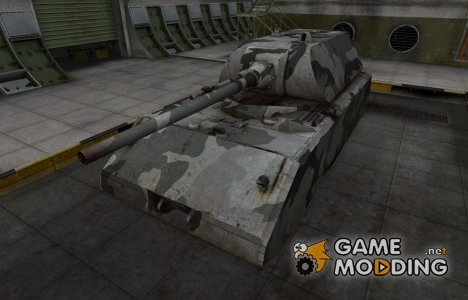 Шкурка для немецкого танка Maus для World of Tanks