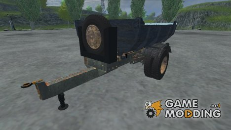 Прицеп к ЗиЛ 585Л for Farming Simulator 2013