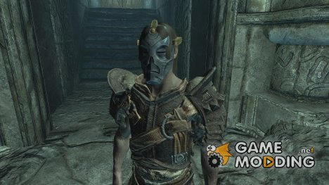 Dexters Masks for TES V Skyrim