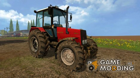 МТЗ Беларус 892.2 for Farming Simulator 2015