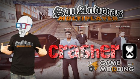 Bullet Crasher for SAMP 0.3.7 для GTA San Andreas