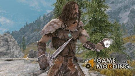The Soul Reaver a Sorcerers Dagger для TES V Skyrim