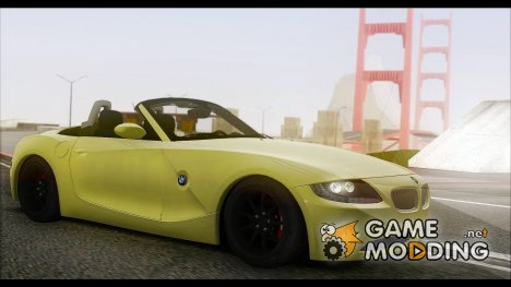 BMW Z4 V10 [IVF] for GTA San Andreas