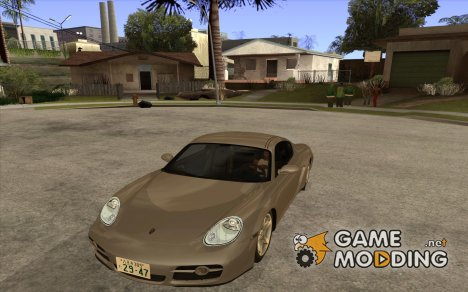 Porsche Cayman S for GTA San Andreas