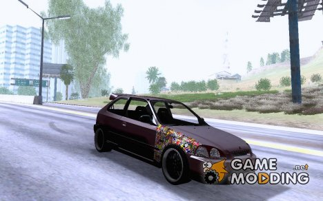 Honda Civic Type R JDM для GTA San Andreas