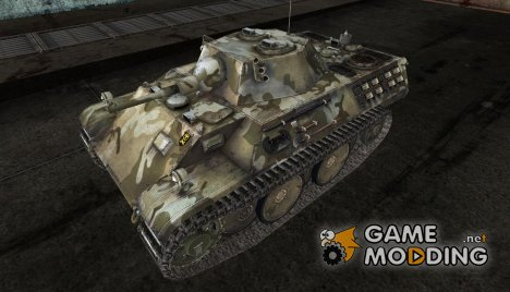 VK1602 Leopard 12 for World of Tanks