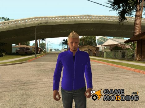 FBI GTA Online Style for GTA San Andreas