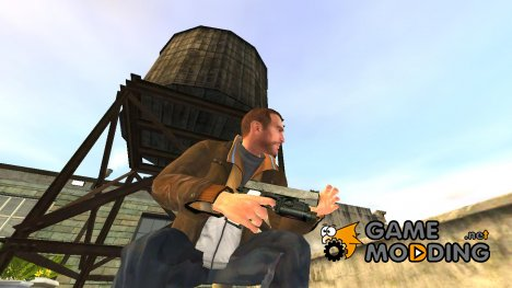 Полуавтоматический пистолет Kimber v.1 for GTA 4