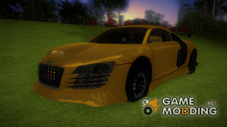 Audi Le Mans Tuning v.1 for GTA Vice City