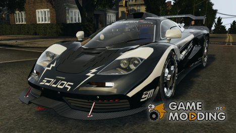 McLaren F1 ELITE Police for GTA 4