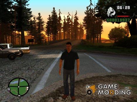 John Tanner (Driv3r) for GTA San Andreas