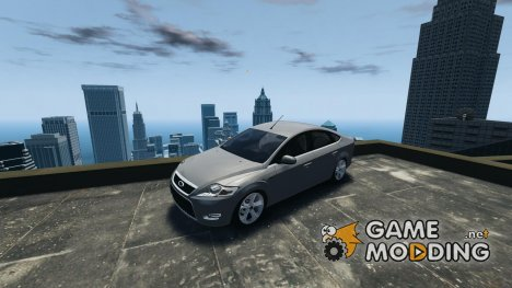 Ford Mondeo 2009 v1.0 for GTA 4