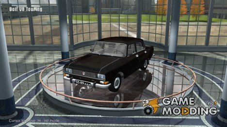 Moskvich azlk 2140 для Mafia: The City of Lost Heaven