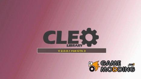 CLEO V2.0.0.1 for GTA 3