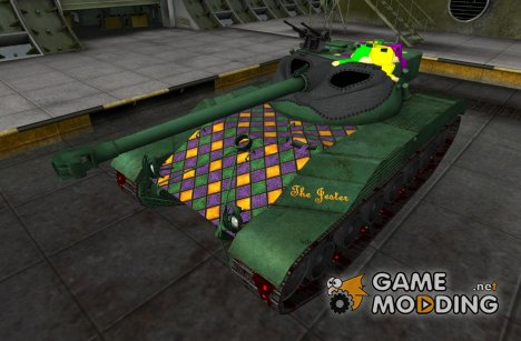 Шкурка для Bat Chatillon 25t for World of Tanks