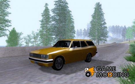 Chevrolet Caravan 83 6CC v1.0 for GTA San Andreas