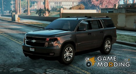 2015 Chevy Tahoe Donk for GTA 5