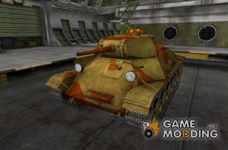 Шкурка для Т-50 for World of Tanks