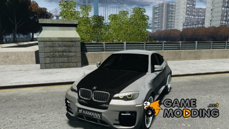 BMW X6 Tuning v1.0 for GTA 4