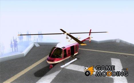 GTA IV Police Maverick for GTA San Andreas