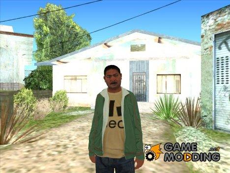 GTA 5 Ped v8 for GTA San Andreas