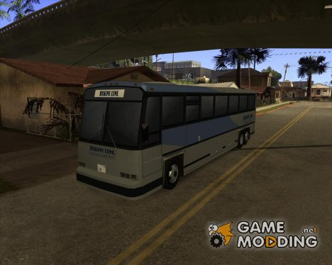 Новый Coach for GTA San Andreas