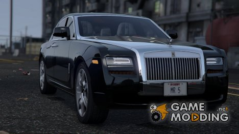 Rolls Royce Ghost 2014 for GTA 5