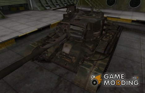 Шкурка для американского танка M46 Patton для World of Tanks