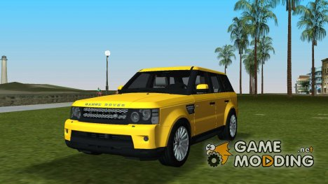 Range Rover Sport HSE для GTA Vice City