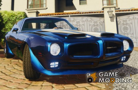 1970 Pontiac Firebird for GTA 5