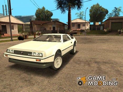 GTA V Imponte Deluxo v.2 для GTA San Andreas