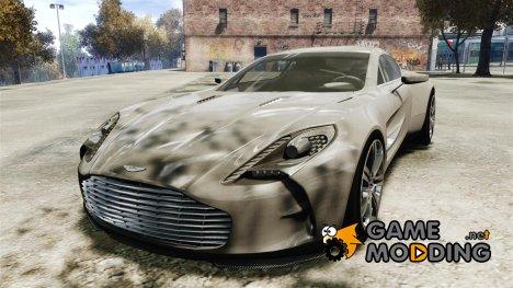 Aston Martin One 77 for GTA 4
