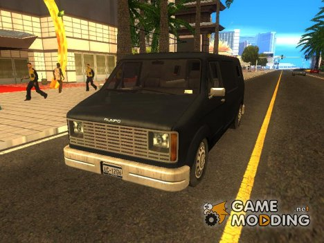 HD Rumpo for GTA San Andreas