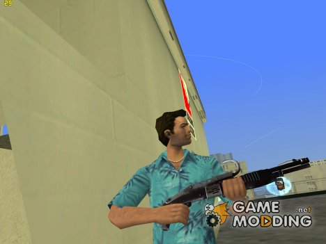 SPAS 12 for GTA Vice City
