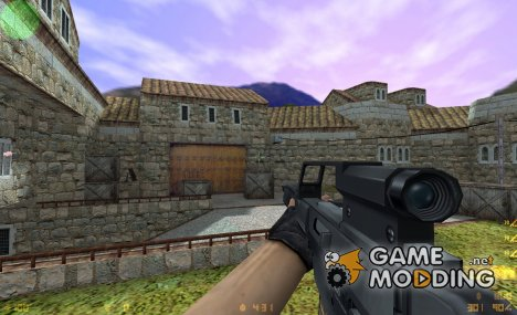 HK G36 Rifle для Counter-Strike 1.6