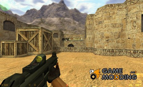 ump flex для Counter-Strike 1.6