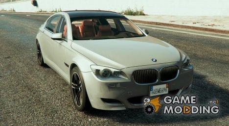 BMW 750Li 2009 v1.2 for GTA 5