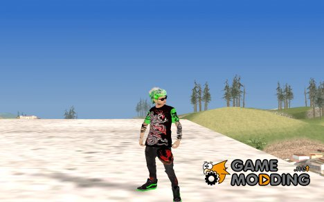 Swagger Cool Fix v2 для GTA San Andreas