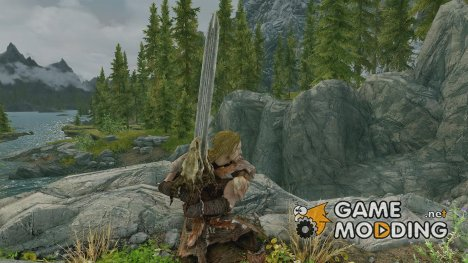 Divine Swords for TES V Skyrim