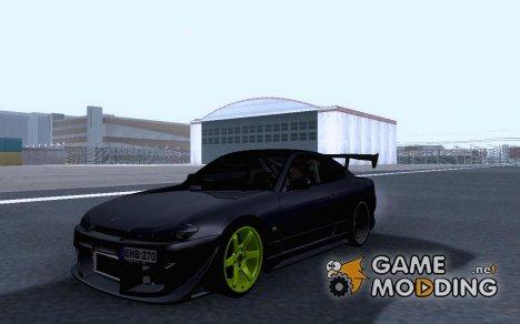 Nissan Silvia S15 DRIFT for GTA San Andreas