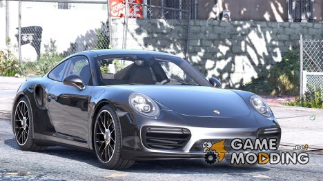 2016 Porsche 911 Turbo S 1.2 for GTA 5