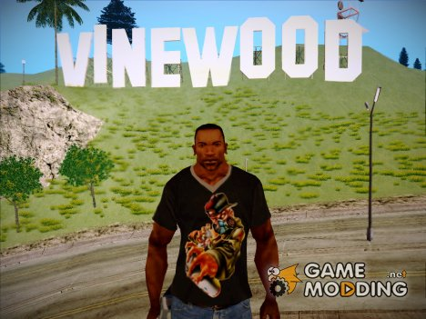 CJ2015: Skin preview for GTA San Andreas