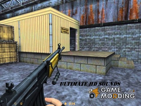 Ultimate HD sounds для Counter-Strike 1.6