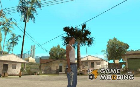 магнум 35.7 for GTA San Andreas