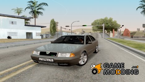 Skoda Octavia Radmir RP for GTA San Andreas